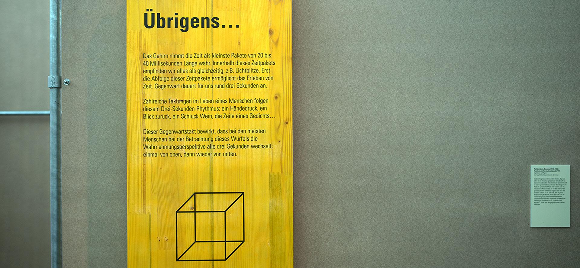 Grafik für Kunstausstellung