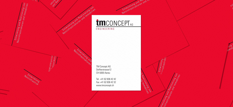 Corporate Design TM Concept AG
